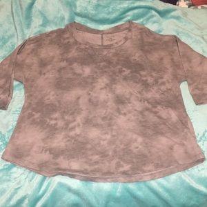 Sonoma Gray Marble Shirt